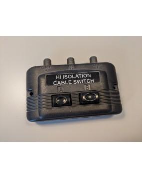Manual Satellite Switch