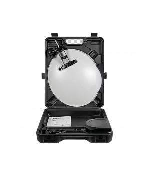 Portable 35cm Camping Satellite Dish Kit