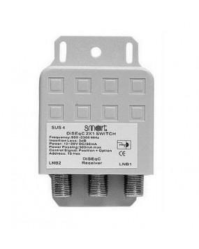 Smart 2x1 Diseqc Switch