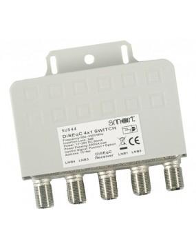 Smart 4x1 Diseqc Switch