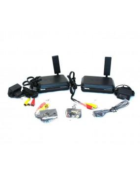 Wireless AV TV Sender (RCA / SCART)