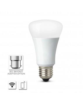 Smart WiFi LED Light Bulb