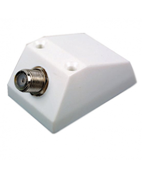TV SATELLITE F OUTLET SOCKET BOX (SURFACE MOUNTED)