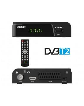 DTT Receiver & TV Aerial Kit