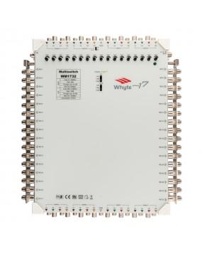 Whyte™ 17x32 Satellite & Terrestrial Multiswitch WM1732